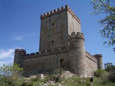 Spain - Castillo de Nogales, Badajoz