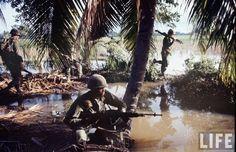 1967 Vietnam, Delta Patrol