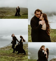 Inspiration for a Faroe Islands Elopement with a black wedding dress photographed by Wild Connections Photography. Got Married, Getting Married, Wedding Dreams, Dream Wedding, Reasons To Get Married, Iceland Wedding, Rock Concert, Black Wedding Dresses, Faroe Islands