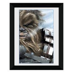 Cadre Star Wars Winter Chewbacca