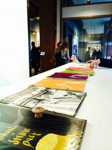 BOOM: Changing Seattle exhibit at Center for Architecture and Design features Ghosts of Seattle Past's anthology splayed across a table Cartography, Ghosts, Exhibit, A Table, Seattle, Past, Change, Architecture, Inspiration