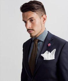 Knitted Tie from Pelikamo - 100% Silk Price: CHF 98 Knit Tie, Cotton Suit, Tie Knots, Suit Jacket, Chf, Blazer, Silk, Sweaters, Italy