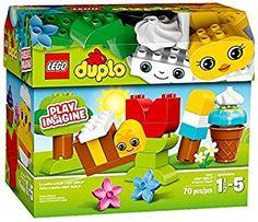 Amazon.com: LEGO Duplo Creative Chest Set #10817: Toys & Games