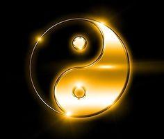 """Képtalálat a következőre: """"yin yang"""" Yen Yang, Ying Y Yang, Yin Yang Art, Ying Yang Wallpaper, Galaxy Wallpaper, Yin Yang Tattoos, Feng Shui, Purple Gold, Black Gold"""