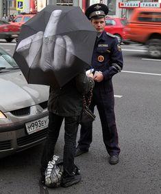F The Rain Umbrella