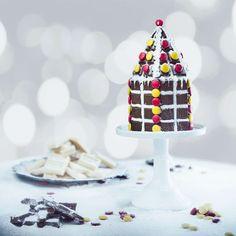 Gör ditt eget chokladhus till jul