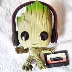 Guardians of the galaxy baby groot!!