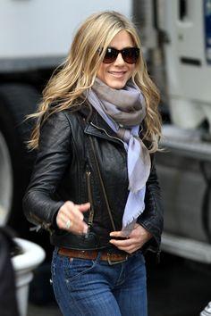 I need a leather jacket.