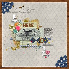 Zircon by Amy Martin; Simple Things by Pink Reptile Designs; Simple Things Papers by Pink Reptile Designs; Lost and Found by Valorie Wibbens...