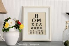 Mothers Day Eye Chart Printable @ Domestically-Speaking.com