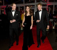 Will, Kate & Harry