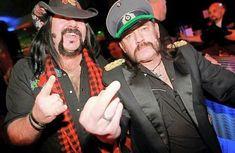 Vinnie Paul and Lemmy Nu Metal, Heavy Metal, Hard Rock, Vinnie Paul, Kerry King, Dimebag Darrell, Extreme Metal, Power Metal, Metal Stars