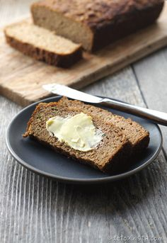 coconut-flour-zucchini-bread This is so yummy! Great as muffins! And it's been toddler approved!