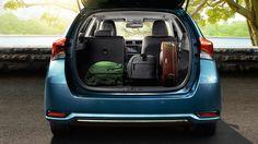 Toyota Auris Touring Sports. The versatile wagon with Hybrid technology.