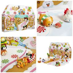 Tsum tsum advent cal