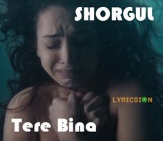 Tere Bina Lyrics from Shorgul song sung by Arijit Singh, Awaaz Kids Choir. The Lyrics of Tere Bina Song has been Penned by Kapil Sibal