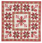 Autumn Sunshine Pattern Baixe padrões de quilt, padrões de quilting, padrão de colcha