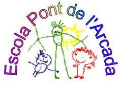 Bloq de cicle inicial de l'escola Pont de l'Arcada d'Olesa de Bonesvalls de l'Alt Penedés.
