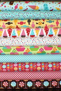 FABRIC!!!! Pretty fabric! Come and get yourself a 10% off coupon code for Stitch Stash Diva on etsy!!
