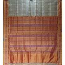 OSS256: Silk saree from Odisha with having best matching colours