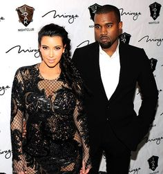 Kanye West and Kim Kardashian.  Cant stand her at all....and him...he is just mean and have no talent...his new video sucks a big lemon.