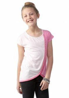 DKNY  Crossover Top Girls 7-16