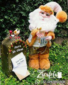 Cartas a Santa Claus 80cm de alto