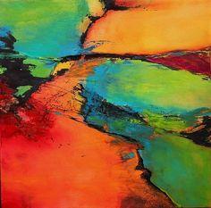 Agnes Lang Art Miscellaneous Abstract art Contemporary Art