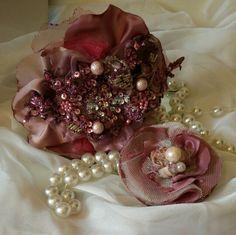 Handmade accessories Designed by Samaneh Rahimzadeh.