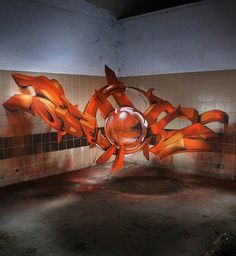 Street Art et Anamorphoses – Les créations de ODEITH