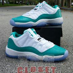 air jordan 11 aquas ~ should i get them or nahh