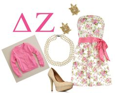 this would be a lovely tea outfit!!