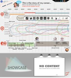 1222 Best Infographic Visual Resumes