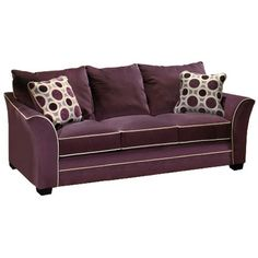 """Horizon Sofa from Joss and Main  If only it were 10"""" shorter."""