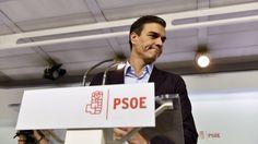 Crisis PSOE: Así es como Pedro Sánchez se va a hacer con las riendas del PSOE. Blogs de España is not Spain. Despeñaperros es el verdadero Rubicón del nuevo socialismo. En un instante se ha plantando con sus huestes delante de Susana. No ha hecho falta derribar la puerta del cortijo
