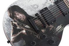 Spiel mir das Lied vom Tod – Mit den The Walking Dead Gitarren