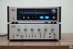 AKAI AA-5800 and AT-580