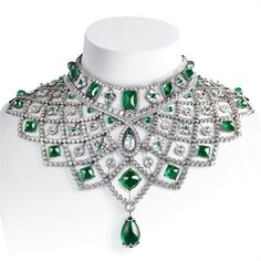 Fabergé...I would never have a place to wear this, but ooooohhhh!