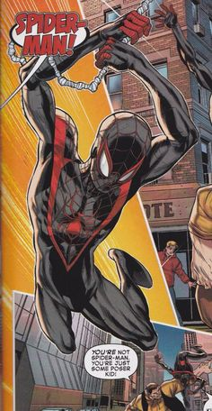 So why survives the Secret Wars, as Marvel launches a number of All-New All-Different Marvel relaunch titles today? Expect spoilers for Amazing Spider-Man Marvel Funny, Marvel Comics, Miles Morales Spiderman, Love Is Comic, Spiderman Art, New Avengers, Spideypool, Spider Verse, Comic Books Art