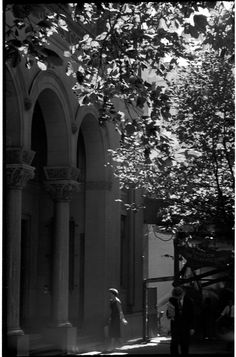 Mark Strizic. Street . Melbourne, Victoria,. Australia. ca 1950-1980