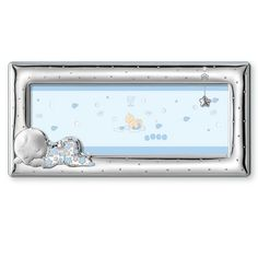 Silver frame for your sleeping beauty !!