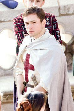 Taron Egerton - Robin Hood
