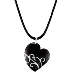 Genuine Onyx Heart Pendant Item #: 68022:101:P Price:  $168.99  Please call Diamond Masters at 859-276-0014 to purchase or email dm@diamondmastersusacoins.com Thank you!!