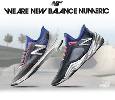 NEW BALANCE NUMERIC (personal project) on Behance
