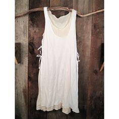 Cotton Indira Smock Tank Dress