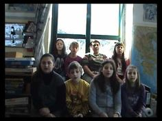 Κρητικά Κάλαντα - Δημοτικό Εμπρόσνερου - Δεκέμβρης 2010