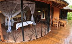Tongole Wilderness Lodge / Blue Forest Tree Houses, Eco-lodges and Sustainable Buildings