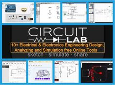 Free Online Electrical & Electronics Engineering Design, Analyzing ...