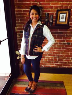 """princessofthepreps: """"Am I preppy yet? Fall Winter Outfits, Autumn Winter Fashion, Fall Fashion, Casual Winter, Winter Clothes, Summer Clothes, Curvy Fashion, Winter Style, Bean Boots Outfit"""