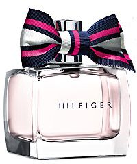 Cheerfully Pink Tommy Hilfiger perfume - a new fragrance for women 2013 #Hilfiger #preppy #bow